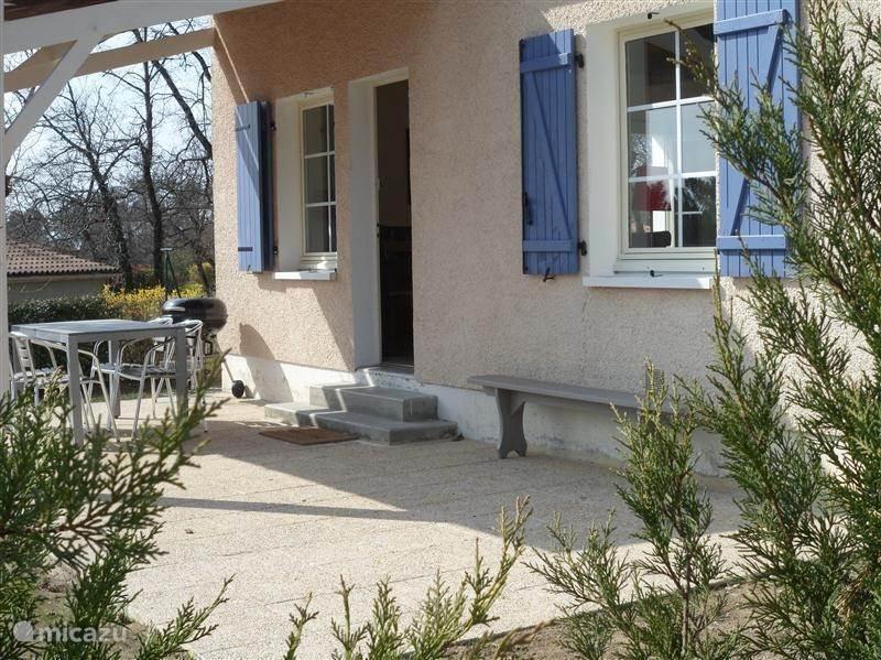 Vakantiehuis Frankrijk, Poitou-Charentes, Brossac vakantiehuis EtangVallier Maison 2.25