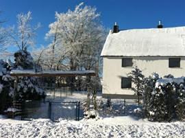 Beginning December plenty of winter!