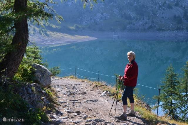 Wandeling bij Lac d'Allos