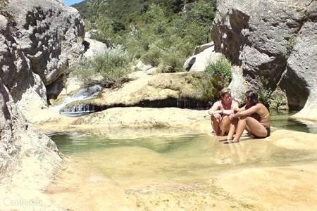 Watervallen Duilhac