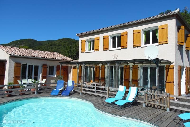 Vakantiehuis Frankrijk, Aude, Massac Villa Le Grand Passié