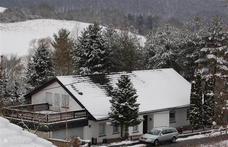 Vakantiehuis Duitsland, Eifel, Rockeskyll - villa Eifeltraum
