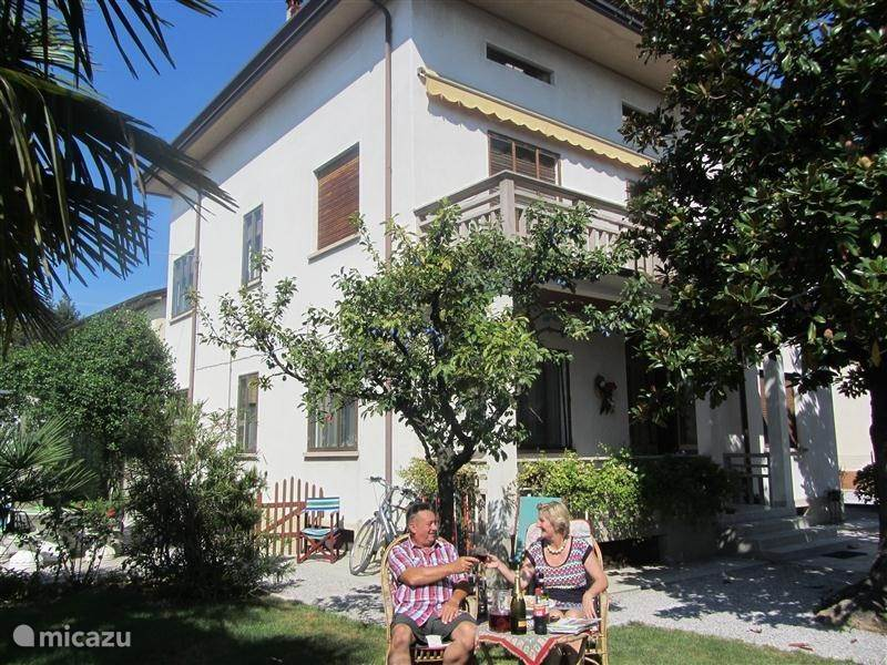 Vacation rental Italy, Friuli-Venezia Giulia, Sacile holiday house Casa Roman Italia