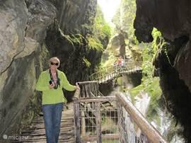 de grotten op 15 km van casa roman italia