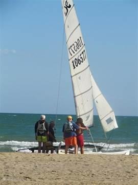 lignano the sea very beautiful golden beach