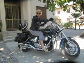 at casa italia www.casaroman.be novel is safely parked your motorcycle!