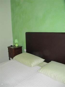 camera verde green 2 beautiful bedrooms ..... completely new!