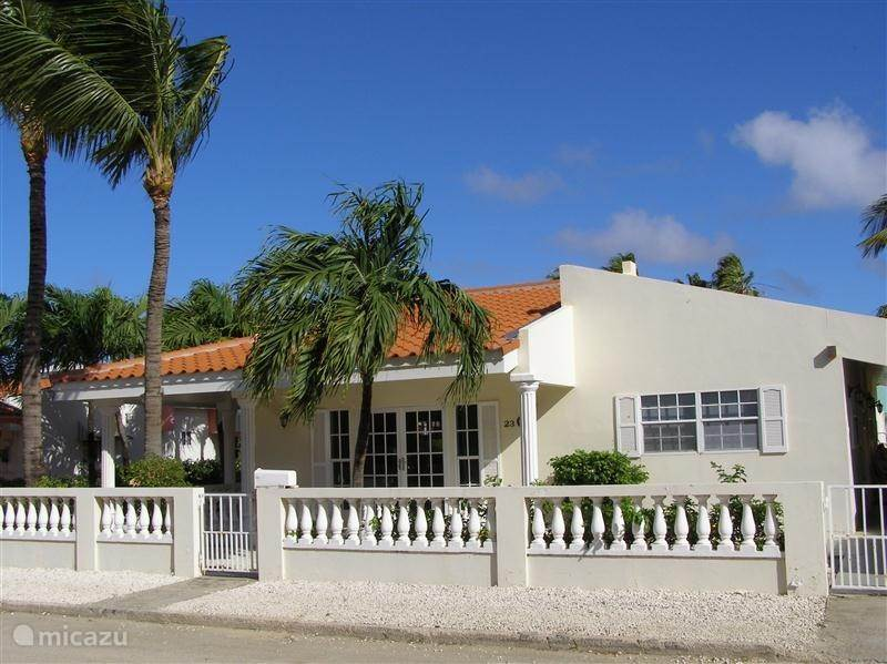 Vacation rental Aruba, North, North villa Villa Palm Court