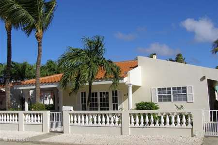 Vacation rental Aruba, Noord, Noord villa Villa Palm Court
