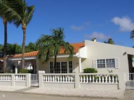 Villa Palm Court is located in a quiet neighborhood in Sabana Liber.