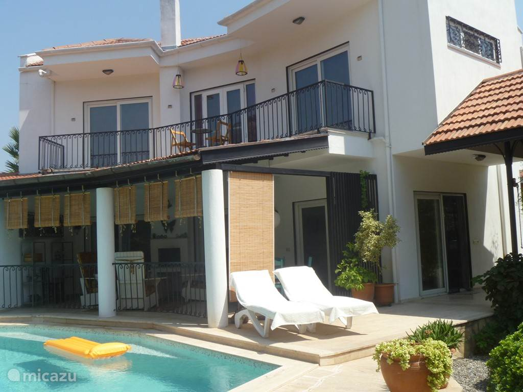 Vakantiehuis Turkije, Lycische Kust, Dalyan - villa villa Poppy