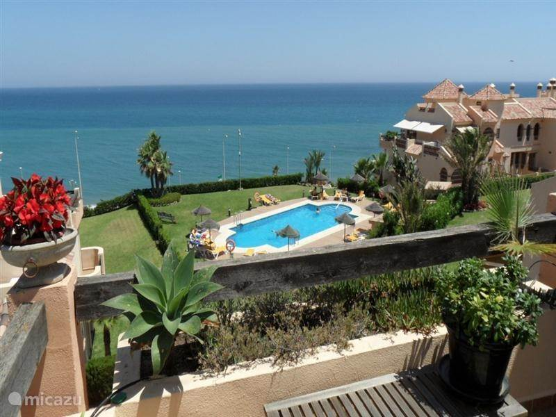 Vakantiehuis Spanje, Costa del Sol, Mijas Costa penthouse La Joya