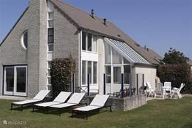 Luxe vakantiehuis Villa Ooghduyne