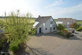 Villa Ooghduyne met vrije ligging