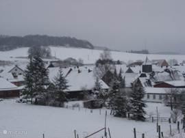 Sudeck in de winter.