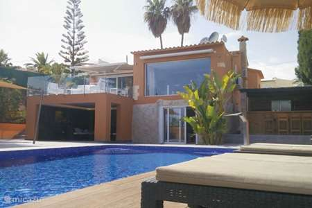 Vacation rental Spain, Costa Blanca, Moraira villa Casa California