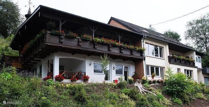 Vakantiehuis Duitsland, Eifel, Huetterscheid Vakantiehuis De vogelzang