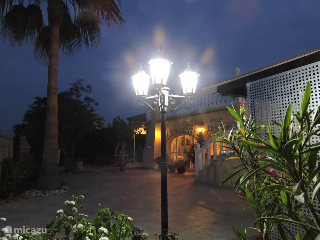 Casa Rolamie - avondzicht