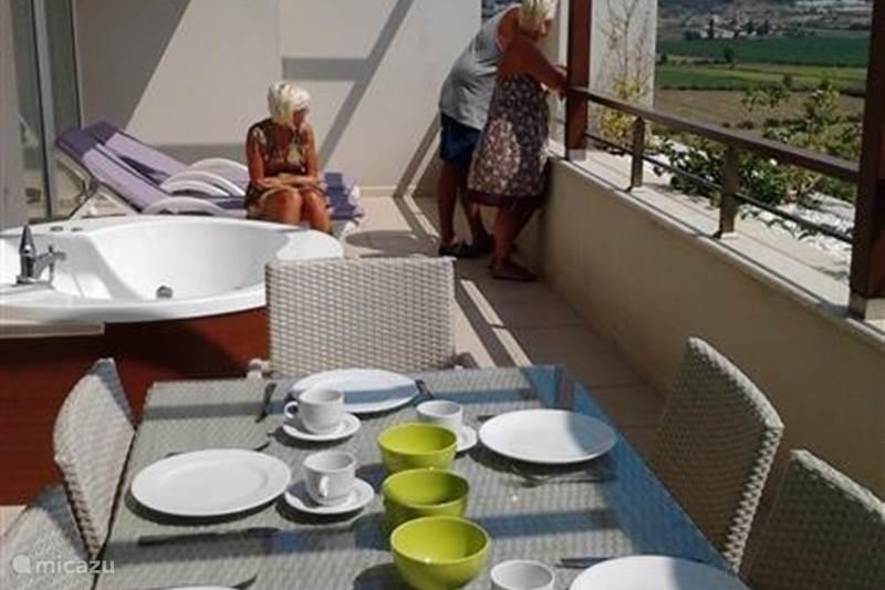 Vakantiehuis Turkije, Turkse Rivièra, Side Penthouse Penthouse Babylon Beach