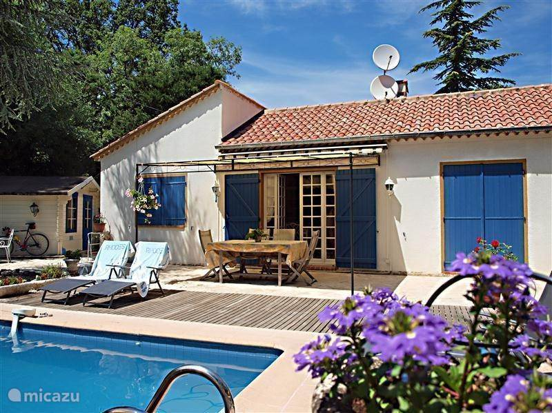 Vakantiehuis Frankrijk, Provence, Callian vakantiehuis Cap au Sud