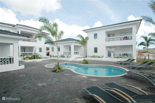 Vakantiehuis Curacao, Banda Ariba (oost), Jan Thiel Appartement Falcon Crest Apartments