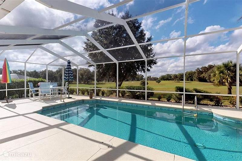 Vakantiehuis Verenigde Staten, Florida, Inverness Villa Villa-Sunshine