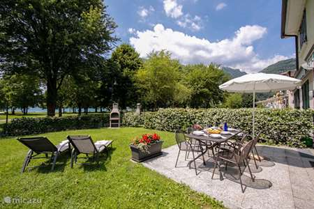 Vacation rental Italy, Italian Lakes, Porlezza villa Dalia1