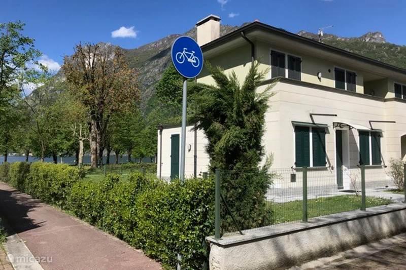Vakantiehuis Italië, Italiaanse Meren, Porlezza Villa Dalia1
