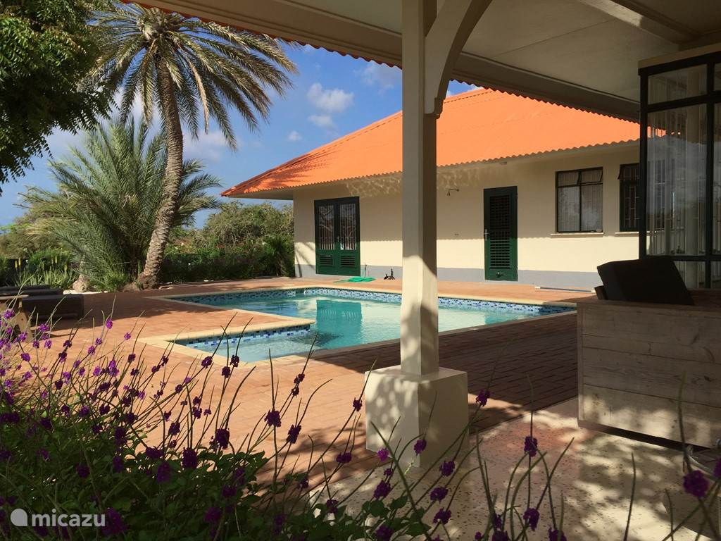 Vacation rental Curacao, Curacao-Middle, Julianadorp villa Villa Dushi Den Bientu