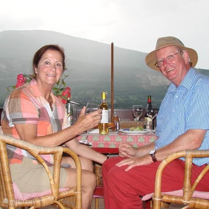 Frans en Anneke Kramer