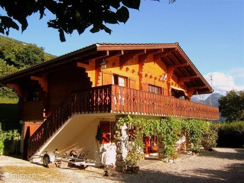 Vakantiehuis Frankrijk, Haute-Savoie, Doussard - chalet Chalet VIVALDI