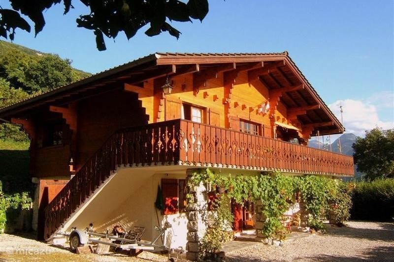 Vakantiehuis Frankrijk, Haute-Savoie, Doussard Chalet Chalet 'Vivaldi'