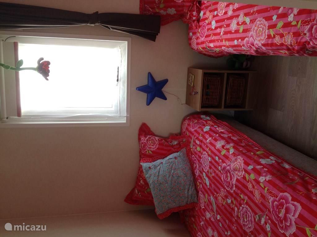 Kinderkamer met 2 bedden