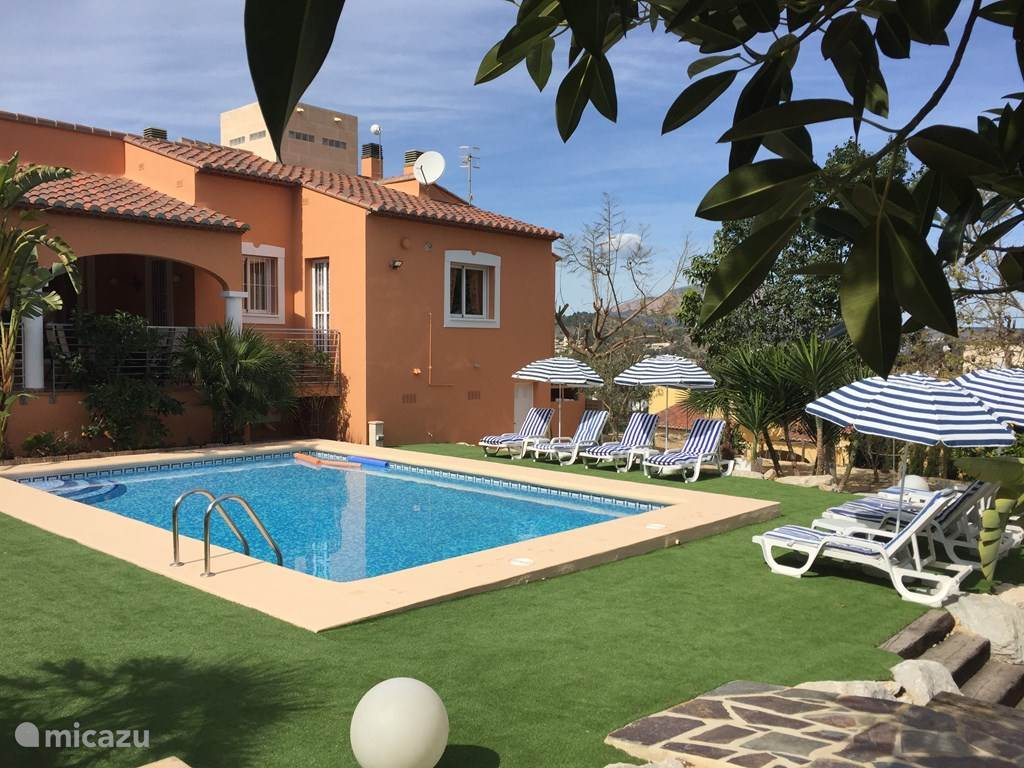 Vacation rental Spain, Costa Blanca, Javea villa Villa SunDance