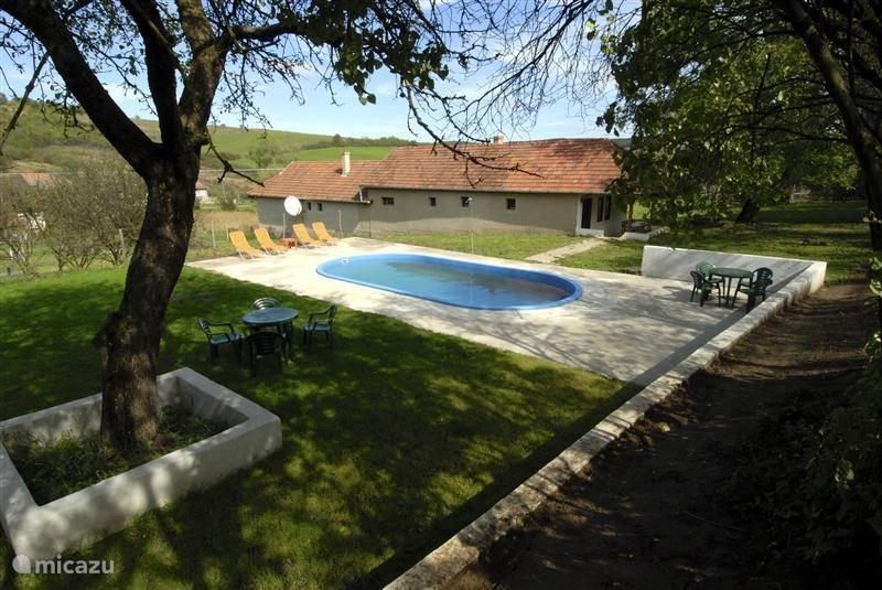 Vakantiehuis Hongarije, Cserhát – gîte / cottage Farmház