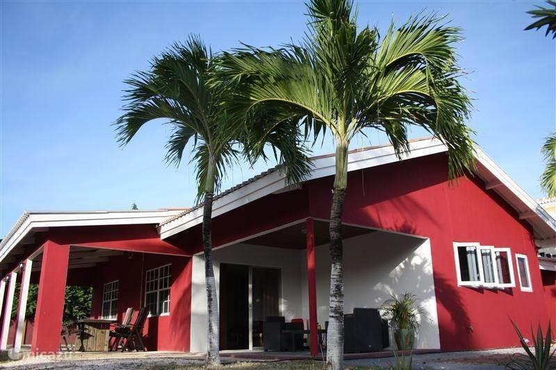 Vakantiehuis Curacao, Banda Abou (west), Grote Berg vakantiehuis CasaRoDo,  Grote berg