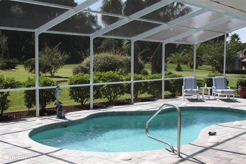 Vakantiehuis Verenigde Staten, Florida, Inverness - villa Golf, Natuur en Zon