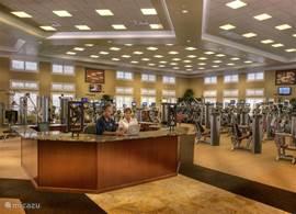 Fitness van Terra Vista