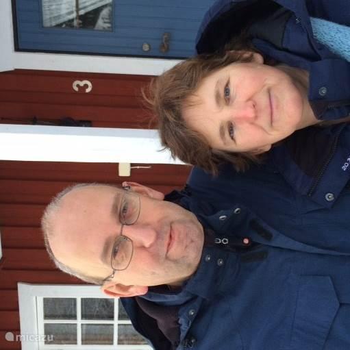 Carolina en Jaap Pranger