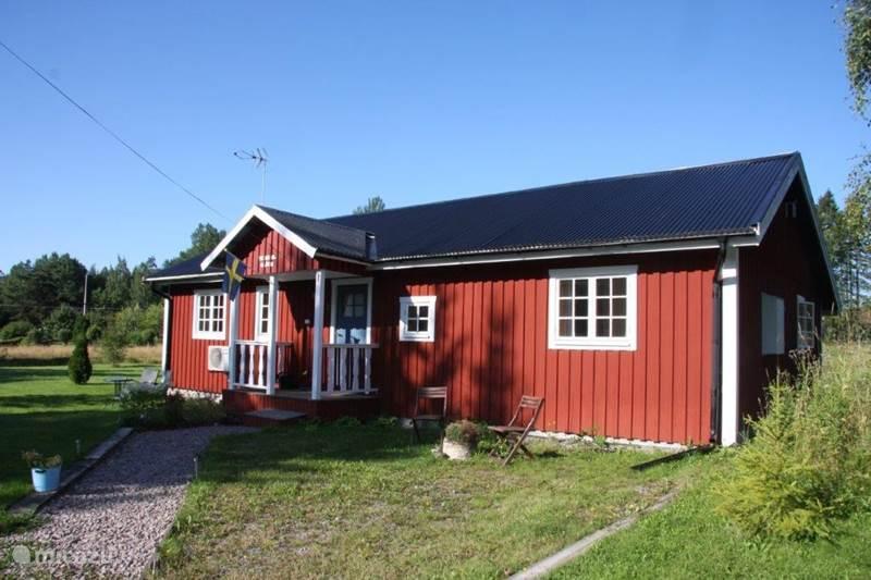 Vakantiehuis Zweden, Värmland, Storfors Vakantiehuis Teegelgård