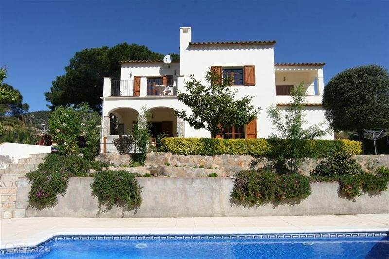 Vakantiehuis Spanje, Costa Brava, Calonge Villa Esta Libro