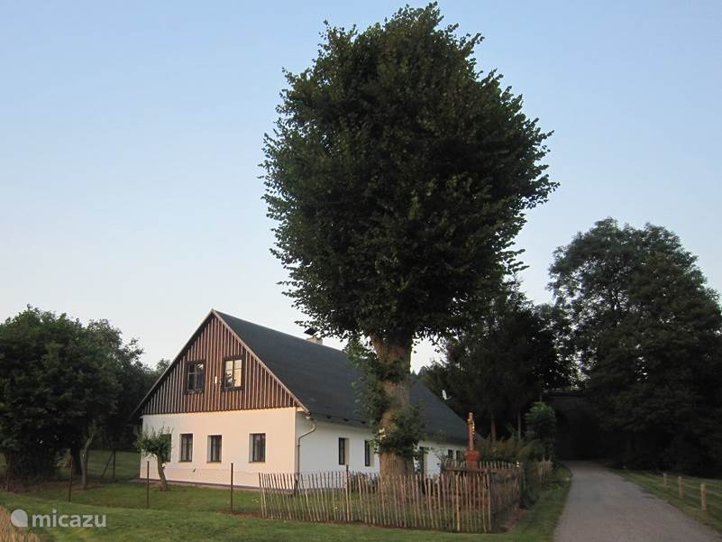 Vakantiehuis Tsjechië, Reuzengebergte, Trutnov Vakantiehuis Krasná Voda