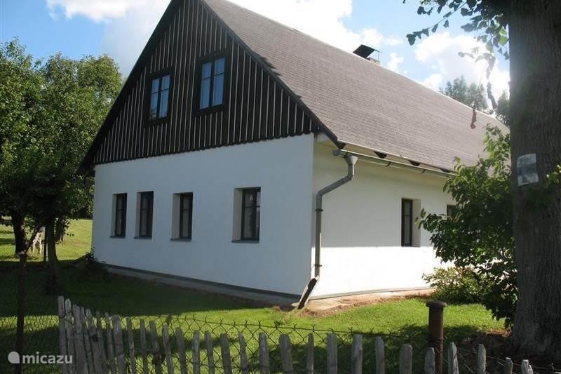 Vacation rental Czech Republic, Giant Mountains, Trutnov Holiday house Krasna Voda