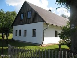 Een karakteristiek landhuis