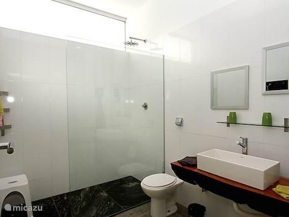 Badkamer, behorende bij de groene kamer