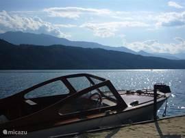 Zwemmen en watersport eveneens op de Millstatter See....