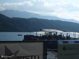 Chillen en loungen op de Millstatter See (20 autominuten)....
