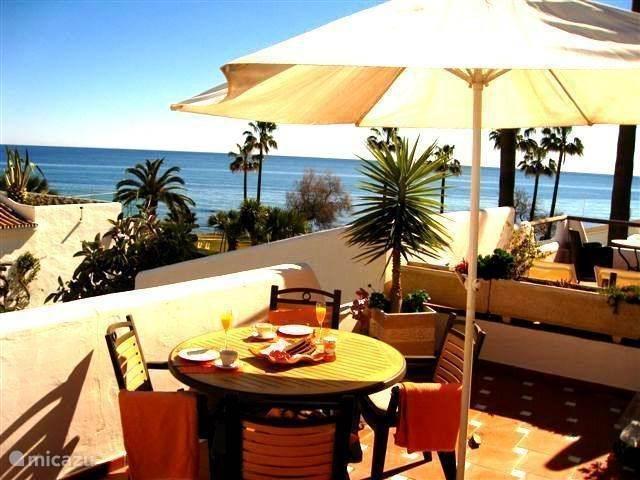 Vakantiehuis Spanje, Costa del Sol, Estepona Appartement Costa Natura 164, NATURISME aan zee