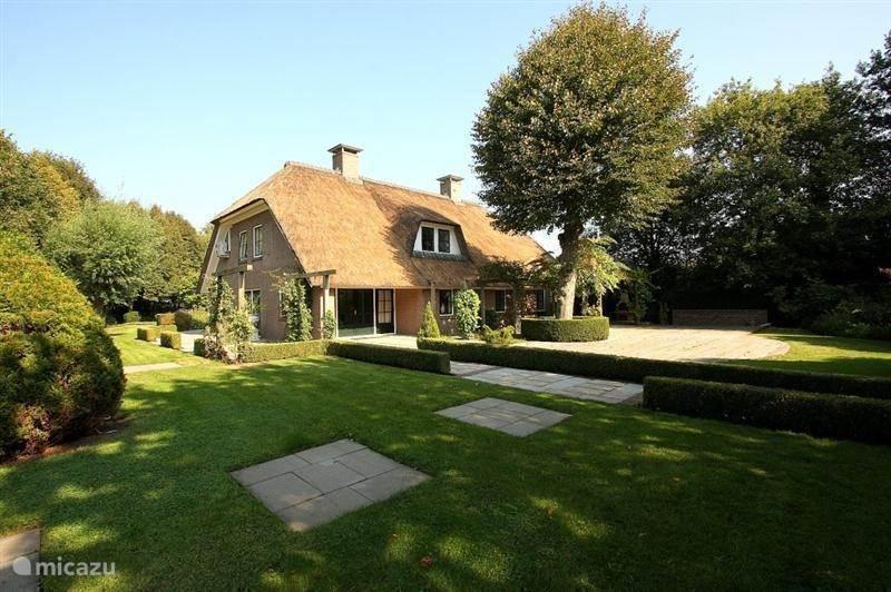 Ferienwohnung Niederlande, Drenthe, Eesergroen Landhaus / Schloss Villa Uitzicht