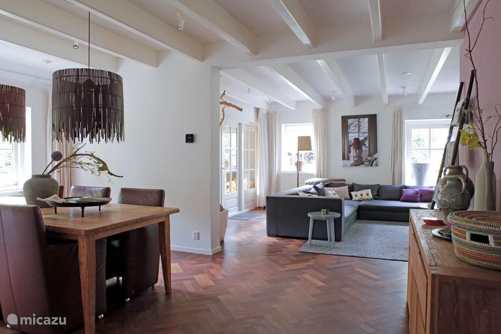 Vakantiehuis Nederland, Drenthe, Eesergroen Landhuis / Kasteel Villa UitZicht
